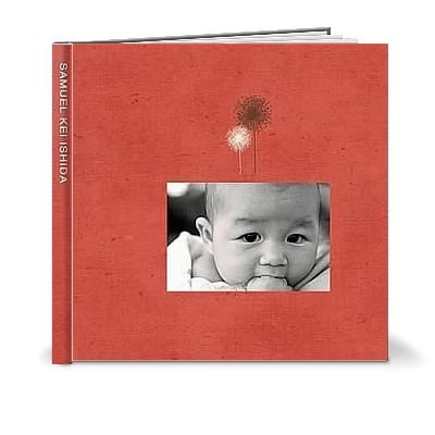 Samuel Baby Book